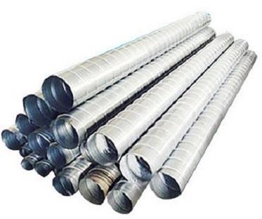 什么是不锈钢螺旋风管